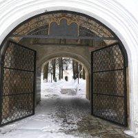 Дорога к храму :: Вячеслав