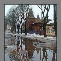 Этюд из весны :: Сергей Тарабара