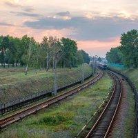 Утреннее метро :: Сергей Тарабара