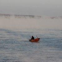 Рыбак. :: Ирина Королева