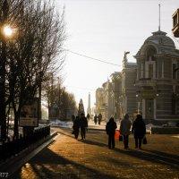Улицы Хабаровска :: Виктор