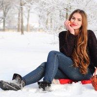 Зимнее фото :: Igor Fursov