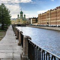 Церковь Священномученика Исидора Юрьевского и Николая Чудотворца :: Valeriy Piterskiy