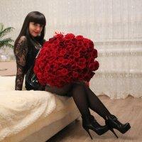 101 роза :: Inna Galkina
