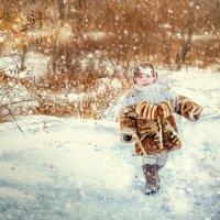 Снегурочка :: Светлана Сенюк