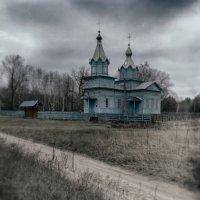 Спасская церковь. :: Андрий Майковский