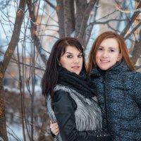 Подружки :: Вера Сафонова