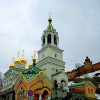 Храм рождества Иоанна Предтечи :: Наталья Сазонова