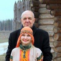 Двойной портрет с Княжной. :: Сергей Рубан