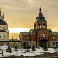 Женский монастырь (Рязанская обл) :: Дмитрий Потапкин