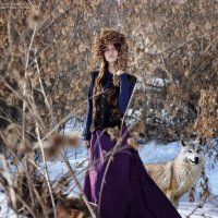 две Алины :: Виолетта Костырина