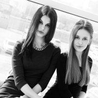 Татьяна и Pоксана :: Кристина Бессонова