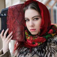 Fashion on the Russian :: Roman Griev