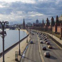 Утро красит нежным светом... :: Андрей Шаронов