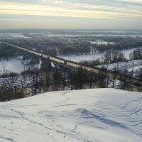 В морозный и солнечный... :: Владимир Шошин