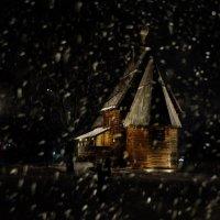 Зимняя ночь в Суздале :: Ирина Зубарева