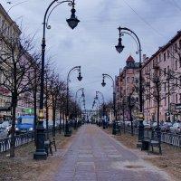 Улица Чернышевского. СПб :: Валентина Папилова