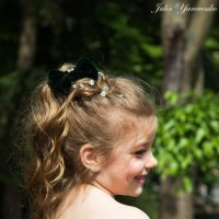 Маленькая дамочка:) :: Юлия Яровенко