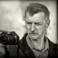 Напряженный момент. :: Юрий Гординский