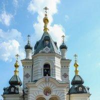 Церковь в Форосе :: Александр Ефименко