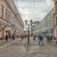 Улочки московские ... :: Va-Dim ...