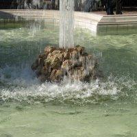 Струи фонтана :: Вера Щукина