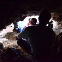 В пещере Ламп :: Светлана Попова