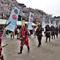Самураи на празднике в Нагоя :: Swetlana V