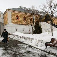 В монастыре :: Павел Кочетов