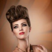 Женский портрет / Beauty :: Vladimir (Volf) Kirilin