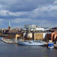 Весна в Стокгольме :: Ольга
