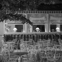 Одинокое кафе :: Александр Метт