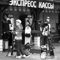 Скоро в ГОРЫ... :: Дмитрий Петренко