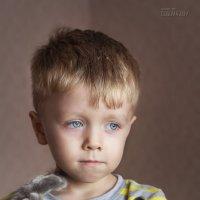 Человек и Кошка :: Кирилл Богомазов
