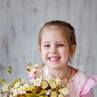 Детская улыбка!!!! :: Елена Кознова