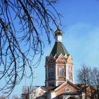 Северо-западная сторона Вознесенского собора. г. Касимов :: Николай Варламов