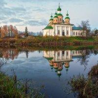 Осень в Олонце. :: Игорь Маснык