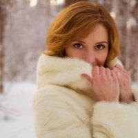 Чародейкою зимою околдован, лес стоит... :: MaryZ