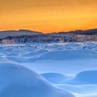 Frosty sunset II :: Boris Altynnikov