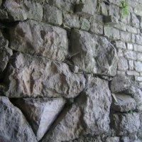 Циклопическая стена. Крепость Розафат :: Марина Домосилецкая