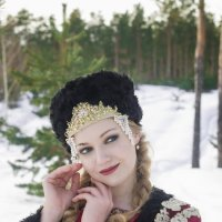 Русская красавица :: Кристина Нестерова