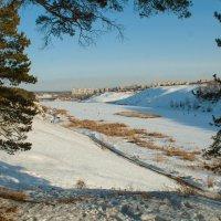 Зимы последние деньки :: Дмитрий Костоусов