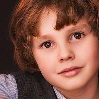 мальчик :: Кристина Галганова