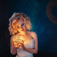 Алина :: Татьяна Афиногенова