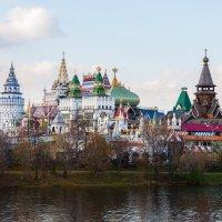 Кремль в Измайлово :: Павел Катков