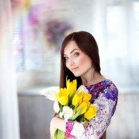 девушка весна :: Ирина Шепотько