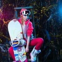 Snowboard Themes. 1 :: Евгений Кесарев