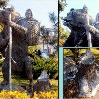 Маша и Медведь :: Нина Бутко