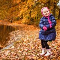 Милая осень :: Ева Олерских