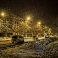 Ночь и человек... :: Наталья Новикова